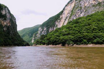 Canyon del Sumidero - Panoramic view