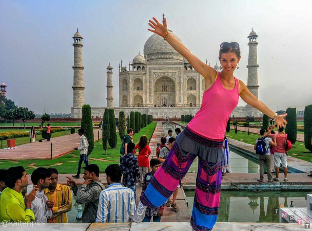 About me -Taj Mahal