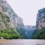 Canyon del Sumidero in navigazione