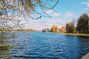 Trakai Castle - View