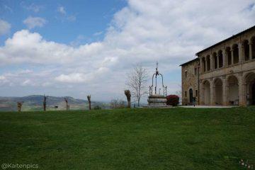 Porticato Chiesa di San Biagio