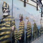 murales prigionieri ushuaia argentina