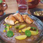 maiale in salsa agrodolce astrid y gsaton