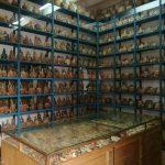 museo larco archivio reperti