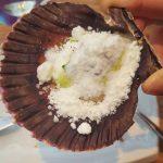 ostrica con ghiaccio astrid y gaston