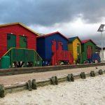 cabine colorate muizenberg