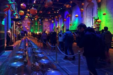 Londra Harry Potter Studios