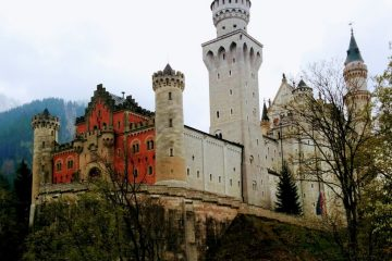 castello di neuschwanstein come arrivare