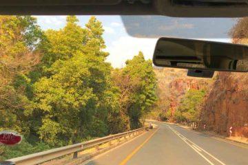 Panoramic route Sudafrica