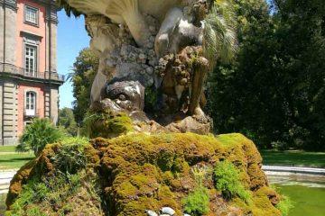 fontana del belvedere di capodimonte