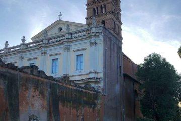 Passeggiata a Roma Testaccio