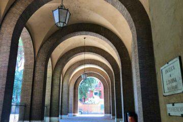 Portici Santa Sabina aventino