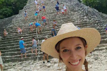 Manu alla piramide di coba
