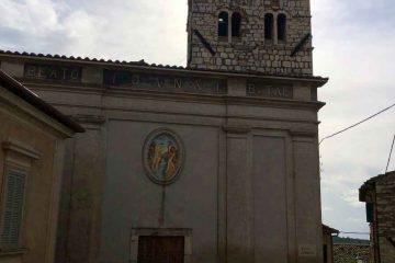 Chiesa San Giovanni Battista Casperia