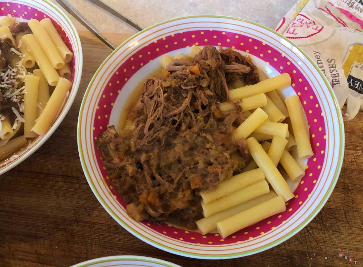 genovese ricetta napoletana