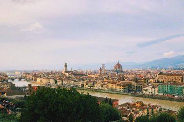 itinerario Firenze