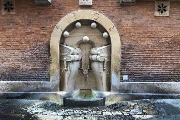 le 10 fontane di roma