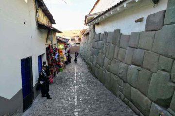 antica strada inca - cusco