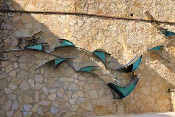 installazione arte contemporanea Trevi nel Lazio