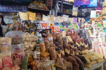 mercato cusco -quinoa