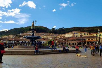 cusco plaza de armas cosa vedere in un giorno