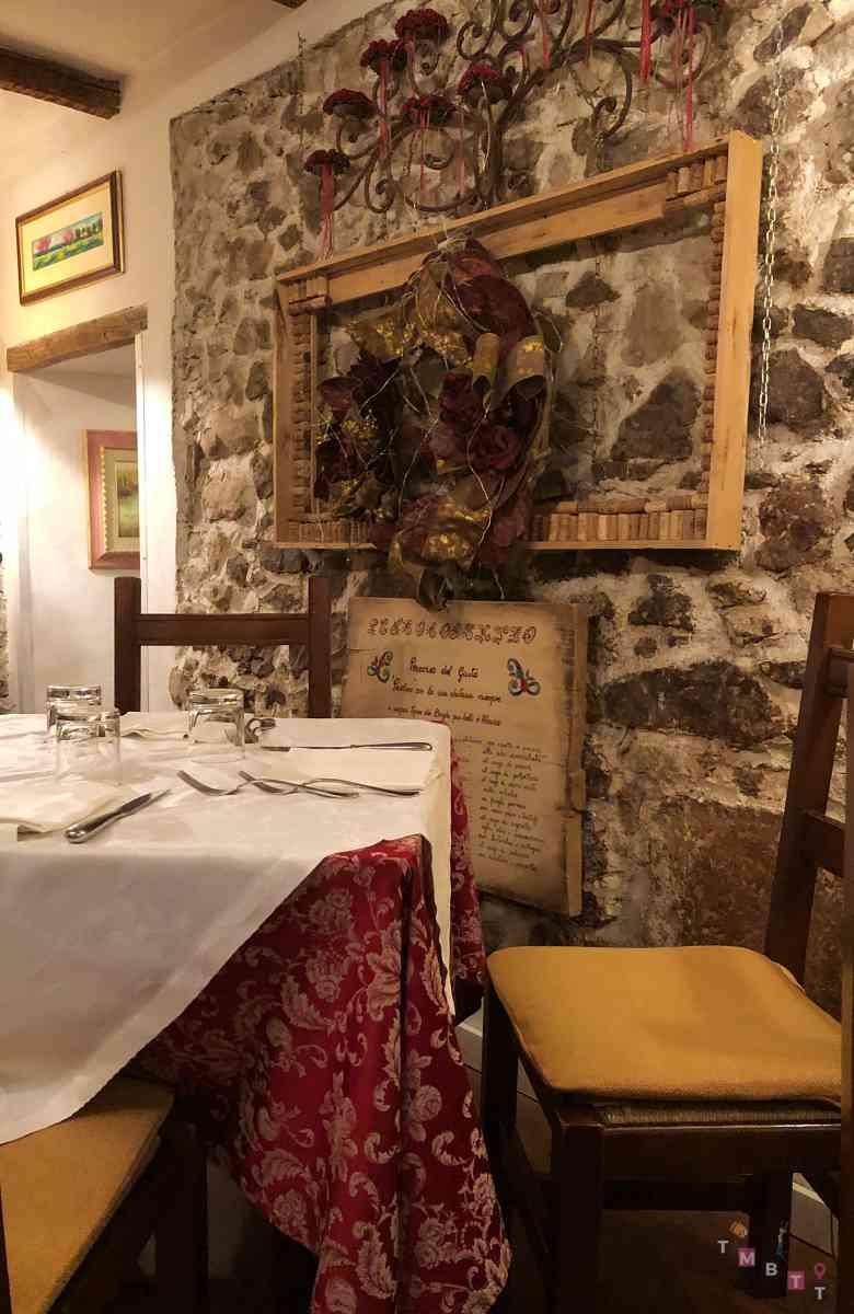 ristorante da paolino a pescocostanzo
