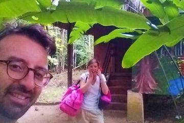 Ela e marco selva lacandona