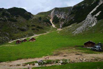 Valle fojedora e malga