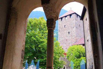 torre della memoria castel tirolo